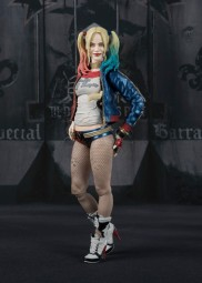 Suicide Squad: S.H. Figuarts Harley Quinn Actionfigur
