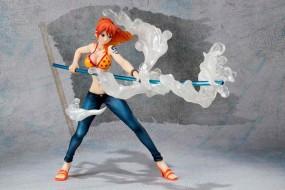 One Piece: Figuarts Zero Nami Milky Ball Ver. non Scale PVC Statue