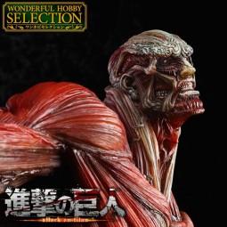 Shingeki no Kyojin: The Colossus Titan Takayuki Takeya Ver. non-scale Polystone Statue