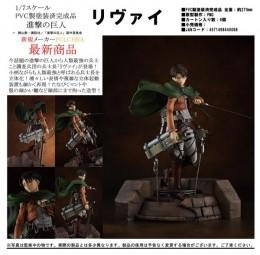 Shingeki no Kyojin: Levi Rivaille 1/7 PVC Statue