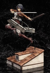 Shingeki no Kyojin: Mikasa Ackerman DX Ver. 1/8 PVC Statue