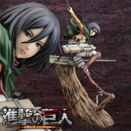 Shingeki no Kyojin: Mikasa Ackerman 1/8 PVC Statue