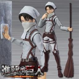 Shingeki no Kyojin: Levi Cleaning ver. - Figma