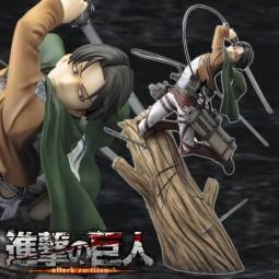 Shingeki no Kyojin: Levi 1/8 PVC Statue