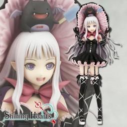 Shining Hearts: Melty 1/8 PVC Statue