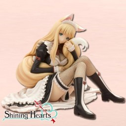 Shining Hearts: Rouna The Cook of Her Royal Majesty 1/6 PVC Statue