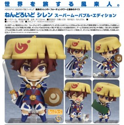 Shiren the Wanderer 5+ Fortune Tower to Unmei no Dice: Shiren Super Movable Edition - Nendoroid