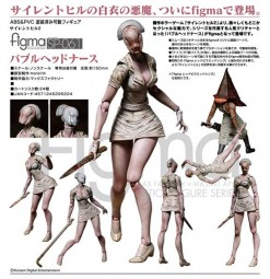 Silent Hill 2: Bubble Head Nurse - Figma