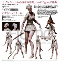Silent Hill 2: Bubble Head Nurse - Figma