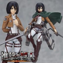 Shingeki no Kyojin: Mikasa Ackerman - Figma
