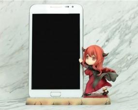Maoyuu Maou Yuusha: Maou Smart Phone Stand Figur