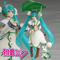 Vocaloid: Figma Snow Miku Snow Bell Ver.