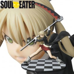 Soul Eater: PPP Maka Albarn 1/8 Scale PVC Ststue