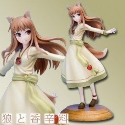Spice and Wolf: Holo 1/8 Scale PVC Statue