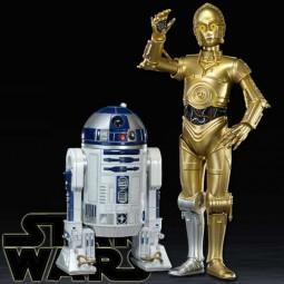 Star Wars: C-3PO & R2-D2 1/10 ARTFX Statuen Doppelpack