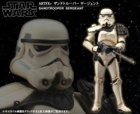 Star Wars: Sandtrooper Sergeant 1/10 ARTFX Statue