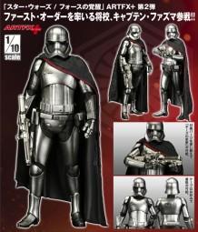Star Wars Episode VII: Captain Phasma 1/10 ARTFX Statue