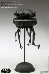 Star Wars: Imperial Probe Droid 1/6 Scale Action Figure