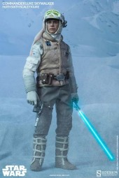 Star Wars: Commander Luke Skywalker Hoth 1/6 Scale Action Figure
