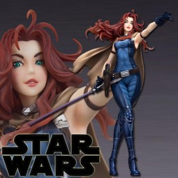 Star Wars: Mara Jade 1/7 Scale PVC Statue