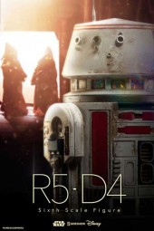 Star Wars: R5-D4 1/6 Scale Action Figure