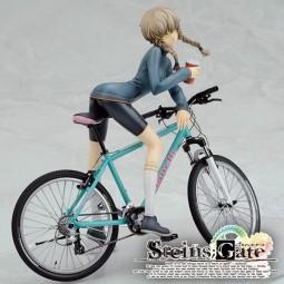 Steins Gate: Amane Suzuha & Mountain Bike 1/8 PVC Statue