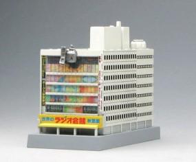 Steins Gate: Radio Kaikan Building 1/1000 Model Kit