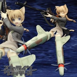 Strike Witches 2: Lynette Bishop 1/8 Scale PVC Statue