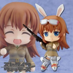 Strike Witches: Nendoroid Charlotte E. Yeager