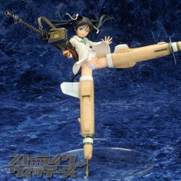 Strike Witches 2: Francesca Lucchini 1/8 Scale PVC Statue