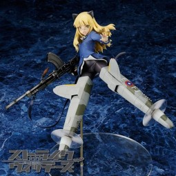 Strike Witches 2: Perrine-H. Clostermann 1/8 Scale PVC Statue