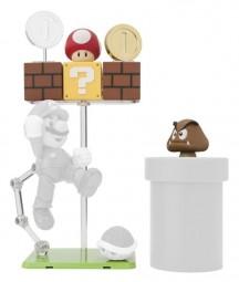Super Mario: S.H.Figuarts Diorama Play Set A