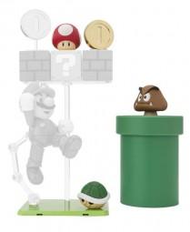 Super Mario: S.H.Figuarts Diorama Play Set B