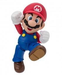 Super Mario: S.H.Figuarts Mario Actionfigur