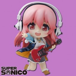 Nitro Super Sonic: Super Sonico Tiger Hoodie Ver. - Nendoroid