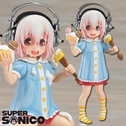 Nitro Super Sonic: Super Sonico Young Tomboy Ver. non Scale PVC Statue
