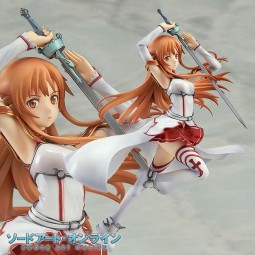Sword Art Online: Asuna Knights of the Blood Ver. 1/8 Scale PVC Statue