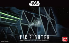 Star Wars: TIE Fighter 1/72 Model Kit