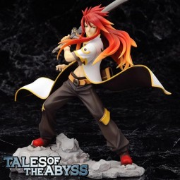 Tales of the Abyss: Luke fone Fabre 1/8 Scale PVC Statue