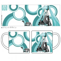 Vocaloid: Project Diva Miku Tasse (weiß)