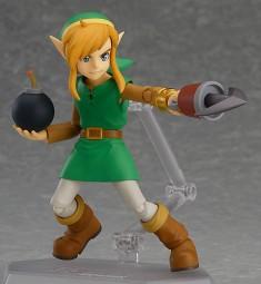 The Legend of Zelda A Link Between Worlds: Link DX Edition - Figma