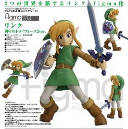 The Legend of Zelda A Link Between Worlds: Link - Figma