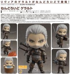 The Witcher 3 Wild Hunt: Geralt Exclusive - Nendoroid