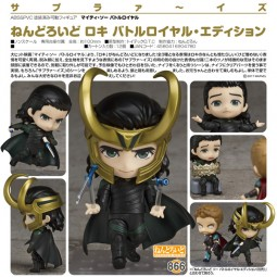 Marvel - Nendoroid Loki: Ragnarok Edition