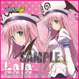 To Love Ru: Lala Mikrofaser Mini-Handtuch