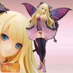 Tony's Heroine Collection: Fairy Garden Annabel 1/6 Scale PVC Statue