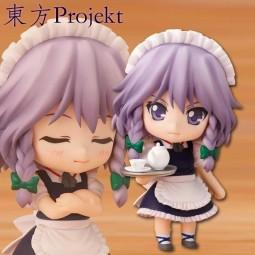 Touhou Projekt: Sakuya Izayoi - Nendoroid