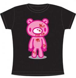 Gloomy Bear T-Shirt Damen schwarz