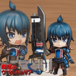 Valkyria Chronicles: Nendoroid Imuka