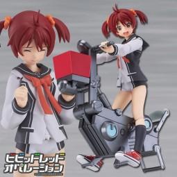 Vivid Red Operation: Akane Isshiki - Figma